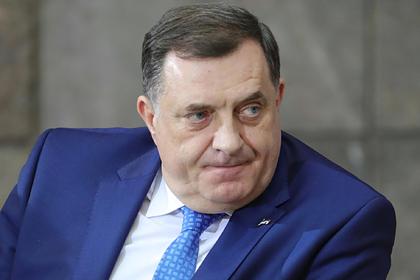 Додик рассказал о бескорыстной помощи Путина