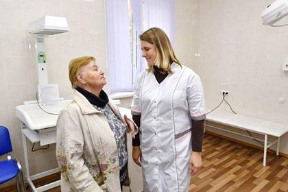 Власти Подмосковья подвели промежуточные итоги программы «Земский доктор»