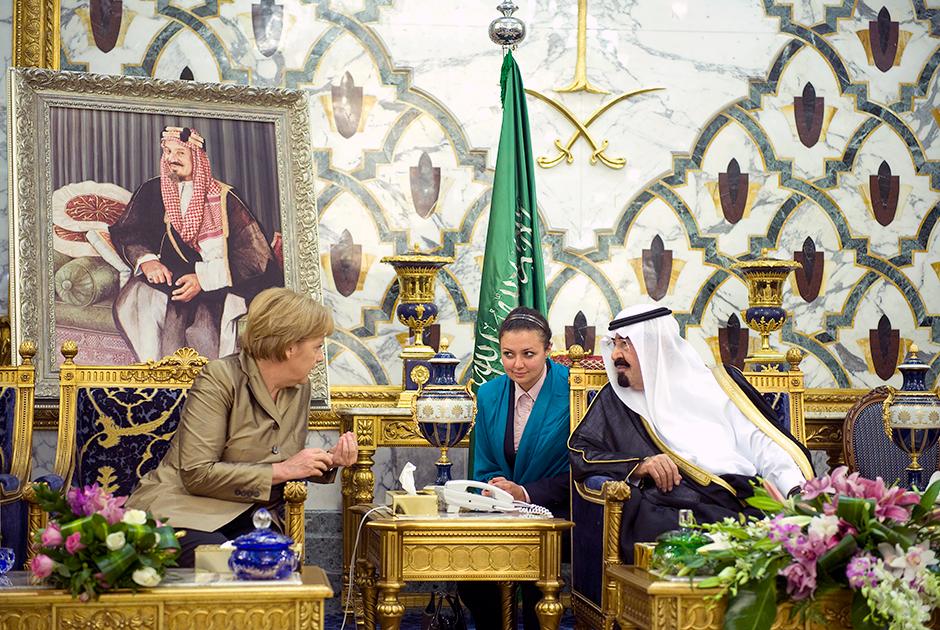 Как и остальные резиденции, дворец в Джидде утопал в роскоши: золото, мрамор, дорогие ковры и многочисленные фонтаны