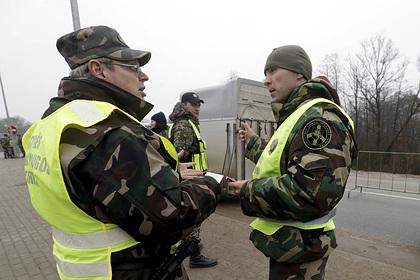Россия и Литва обменялись шпионами
