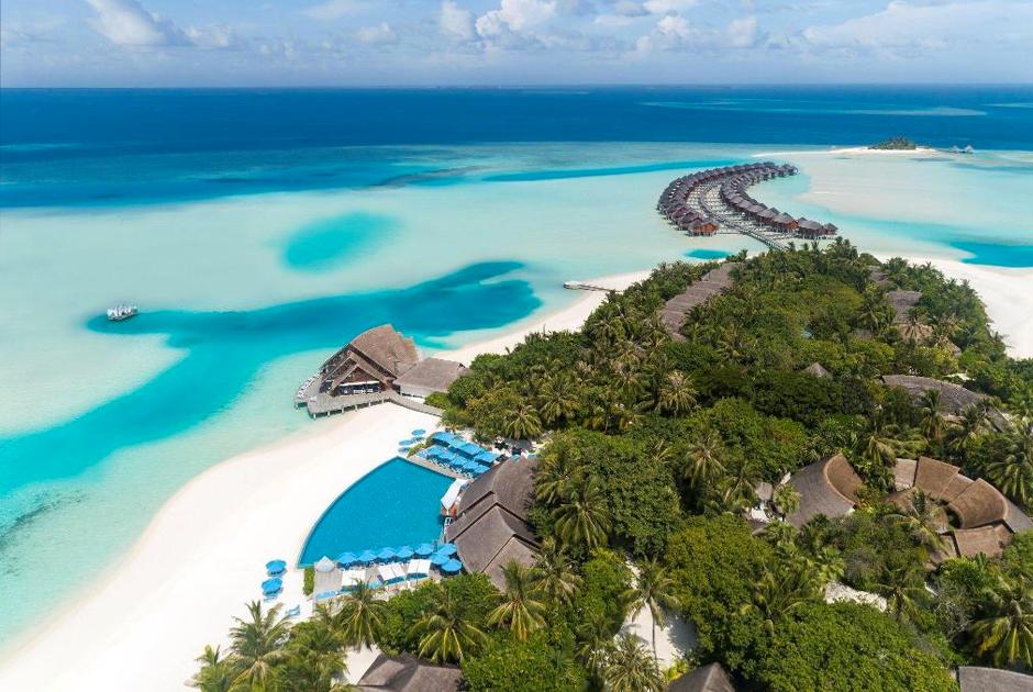 Абдалла любил отдыхать с женами на Мальдивах, где арендовал целые острова
