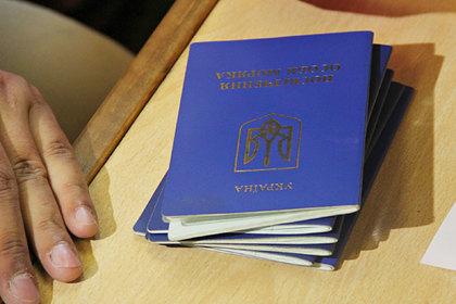 Украина откажет россиянам в двойном гражданстве