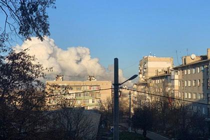 На Украине при взрывах на складах погибли двое военных