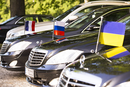 Украина подтвердила дату проведения встречи «нормандской четверки»