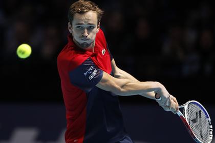 Медведев проиграл илишил Надаля полуфинала Итогового чемпионата ATP