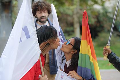 Названа польза однополых браков