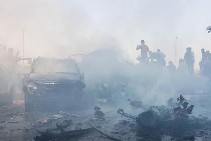 В Сирии погибли 10 человек при подрыве заминированной машины