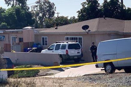 Целая семья стала жертвой стрельбы в Калифорнии