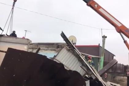 Российская семья вернулась из гостей и случайно взорвала свой дом