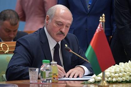 Лукашенко отказался менять конституцию к выборам