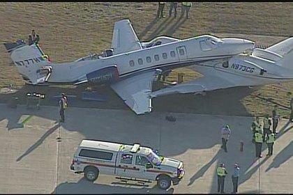 В США столкнулись два самолета