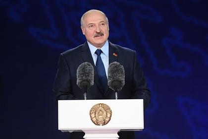 Лукашенко отказался «париться» о признании итогов выборов