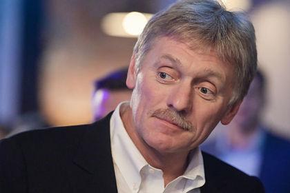 Кремль назвал краеугольный вопрос на переговорах по Донбассу