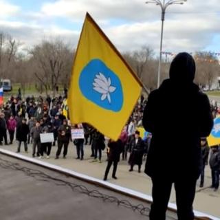 Митинг в Элисте в воскресенье, 17 ноября