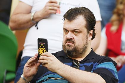 Василий Уткин ответил украинскому коллеге, поиздевавшемуся над проигрышем сборной РФ пофутболу