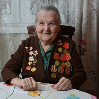 Алефтина Груздкова