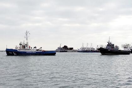 Возвращение украинских кораблей назвали шагом к миру Москвы и Киева