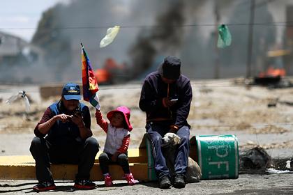 Боливии предрекли гражданскую войну