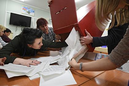 Белорусская оппозиция осталась без мест в парламенте