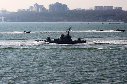 Украина и Турция расширят военное сотрудничество в Черном море