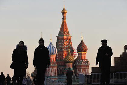 Москвичей предупредили о «необычно высоком» давлении и наступлении зимы