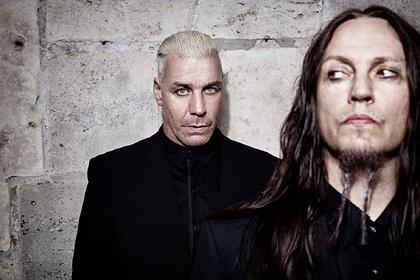 Лидер Rammstein и музыкант Петер Тэгтгрен устроят тур по России