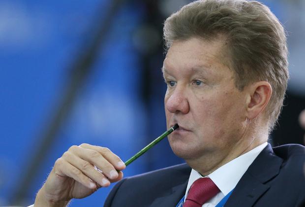 Председатель правления и заместитель председателя совета директоров ПАО «Газпром» Алексей Миллер