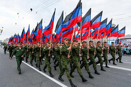 В Киеве заявили о необходимости исчезновения глав ДНР и ЛНР