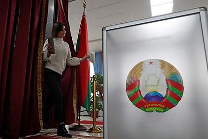 Парламентские выборы в Белоруссии разочаровали Европу