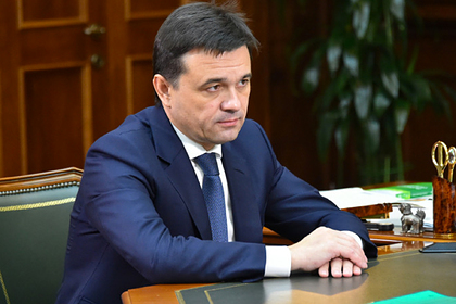 Воробьев дал поручение в связи с расширением Зенинского шоссе