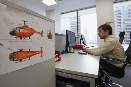 Арабы купят разработчика «Вертолетов России»