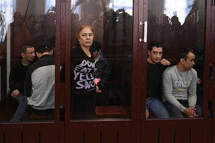 Фигурантов дела о теракте в Петербурге попросили посадить пожизненно
