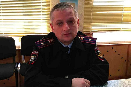 Российский полицейский насмерть сбил пенсионерку