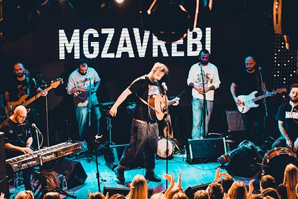 В Москве состоится концерт группы Mgzavrebi
