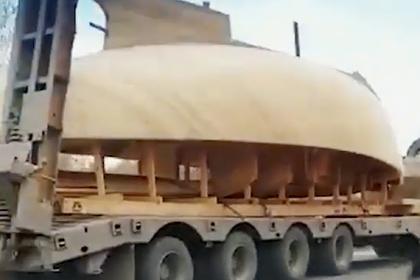 Зеки строили для российского полковника яхту за 10 миллионов рублей