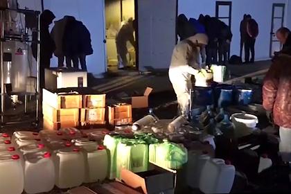 Крупнейшая нарколаборатория с украинцами-варщиками ликвидирована в России