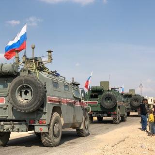 Военная полиция РФ в Сирии