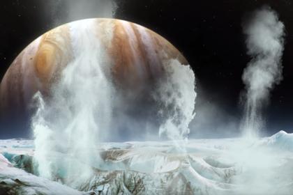 На спутнике Юпитера нашли гигантские запасы воды
