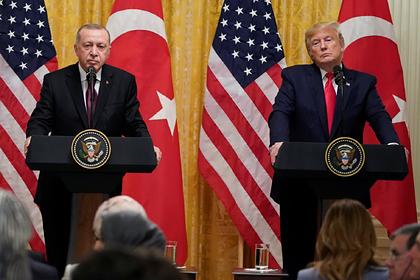 Эрдоган заявил Трампу о поиске альтернативы F-35
