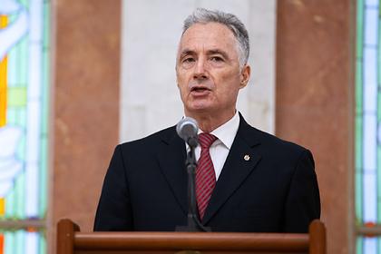 Министр обороны Молдавии оказался поклонником ополченцев Донбасса