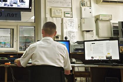 Российский полицейский трижды оштрафовал покойника