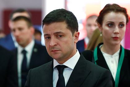 Зеленский захотел обсудить конкретные сроки возвращения Донбасса