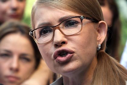 Тимошенко предрекла Зеленскому работу на корпоративах после президентства