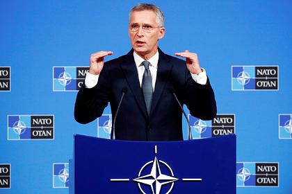 В НАТО оценили угрозу со стороны Белоруссии