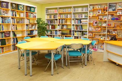 На Колыме открыли библиотеку с лаунж-зонами