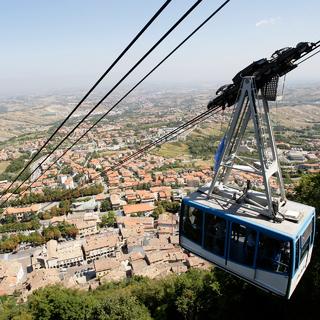 Вид Сан-Марино