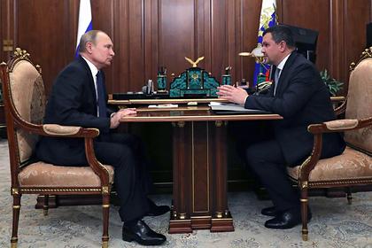 Путину доложили о колоссальном спросе на билеты в Крым