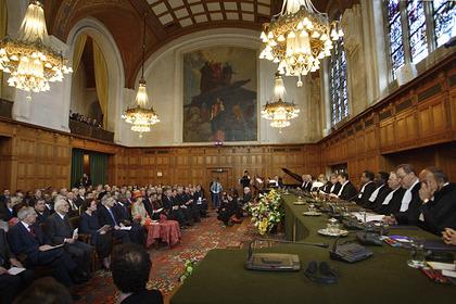 Суд ООН потребовал от России ответить на иск Украины