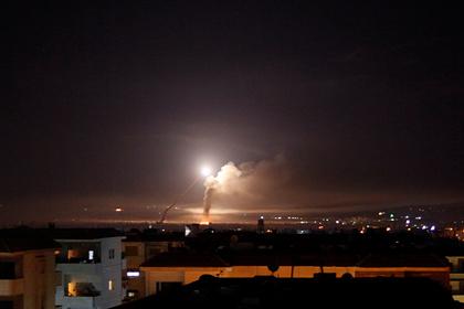 Источником ракетной атаки на Дамаск оказался Израиль