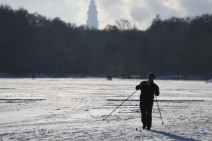 Названы регионы России с теплой погодой в декабре